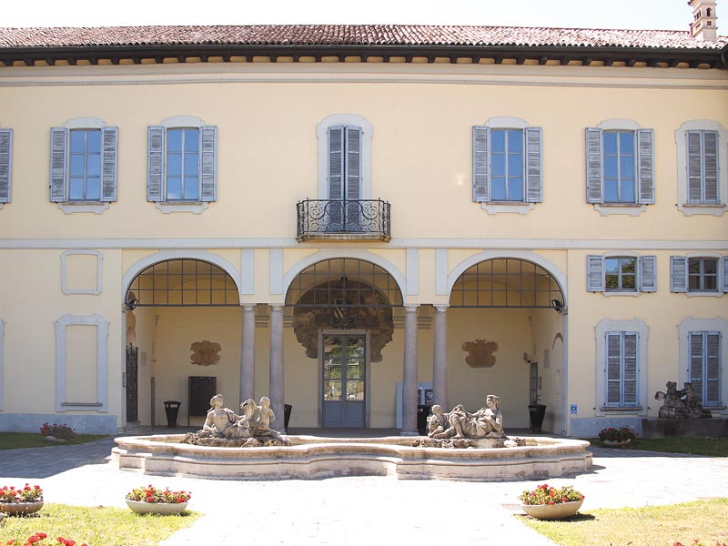 Villa burba for Viridea rho orari